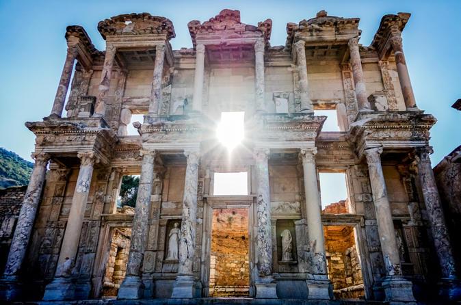 新航土耳其~特洛伊傳奇、貝加孟遺跡、席林潔品酒、安納托利亞10日